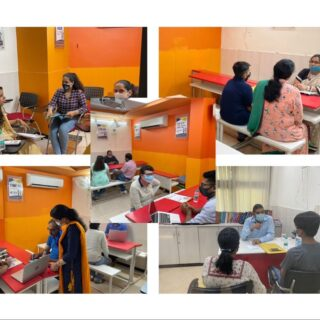 *MEET & GREET PTM!*  Guides Learning Centres conducted its very first offline PTM session after lockdown on 18.09.2021 and 19.09.2021 for Classes IX-X and XI-XII respectively.   With due support of parents and students..the session turned out to be an extremely valuable and successful one.   Detailed assessment report of each child was shared with  the parent indicating the child's performance and future progress plan.   Thanks to all faculties, students and parents for making it a remarkable experience!   Regards,  Team Guides  #guidesclasses #guidesutsav #iit #jee #neet #cbse #ntse #tuitionclasses #gurgaon